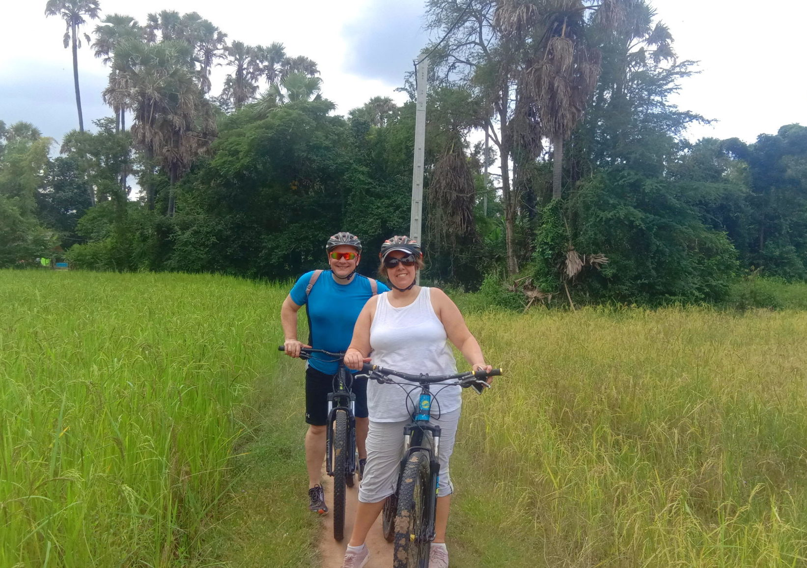 Siem Reap Bike Tour To Countryside